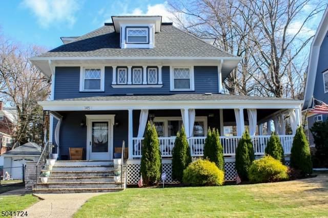 145 Williamson Ave, Bloomfield Twp., NJ 07003 (MLS #3686922) :: SR Real Estate Group