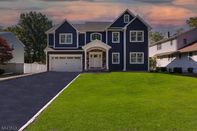 115 Hunter Ave, Fanwood Boro, NJ 07023 (MLS #3687106) :: The Dekanski Home Selling Team