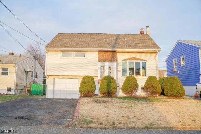 698 Bloomfield Ave, Clifton City, NJ 07012 (MLS #3687156) :: William Raveis Baer & McIntosh