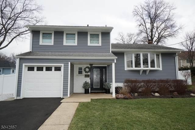 87 Emerson Rd, Clark Twp., NJ 07066 (MLS #3687628) :: The Dekanski Home Selling Team