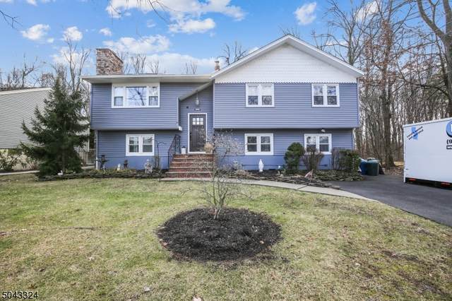 111 Jacksonville Dr, Parsippany-Troy Hills Twp., NJ 07054 (MLS #3688006) :: William Raveis Baer & McIntosh