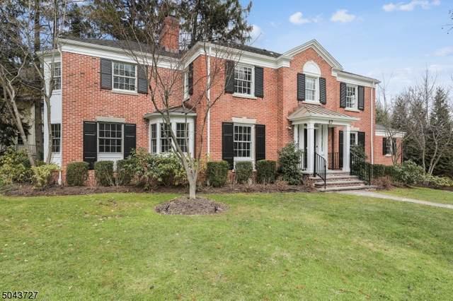 47 Barnsdale Rd, Millburn Twp., NJ 07078 (#3688590) :: NJJoe Group at Keller Williams Park Views Realty
