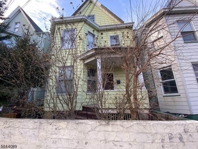 209 N 4Th St, Paterson City, NJ 07522 (MLS #3688683) :: William Raveis Baer & McIntosh