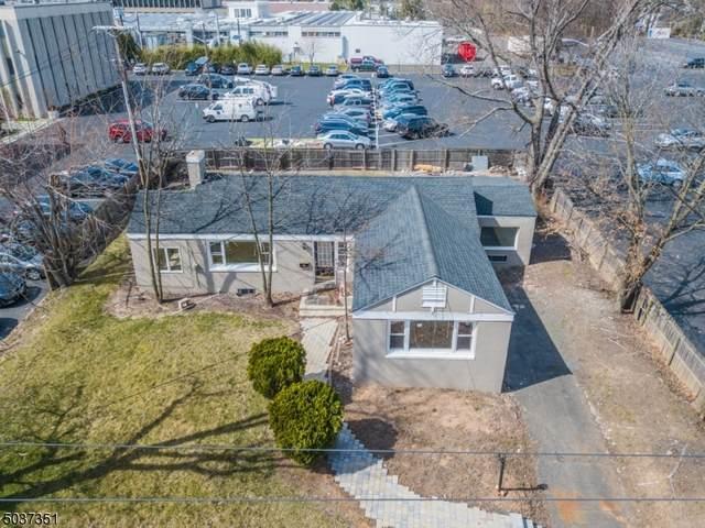 1018 Mountain Ave, Mountainside Boro, NJ 07092 (MLS #3689634) :: The Dekanski Home Selling Team