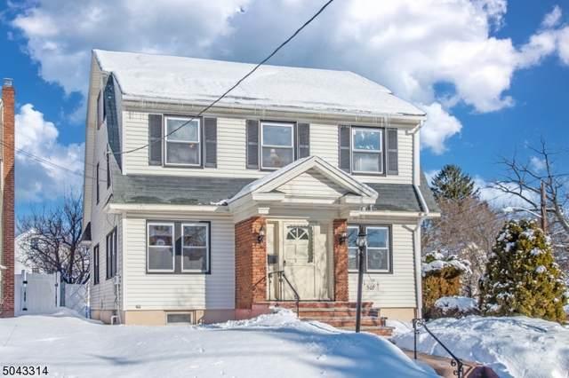 501 Watchung Ave, Bloomfield Twp., NJ 07003 (MLS #3689757) :: William Raveis Baer & McIntosh