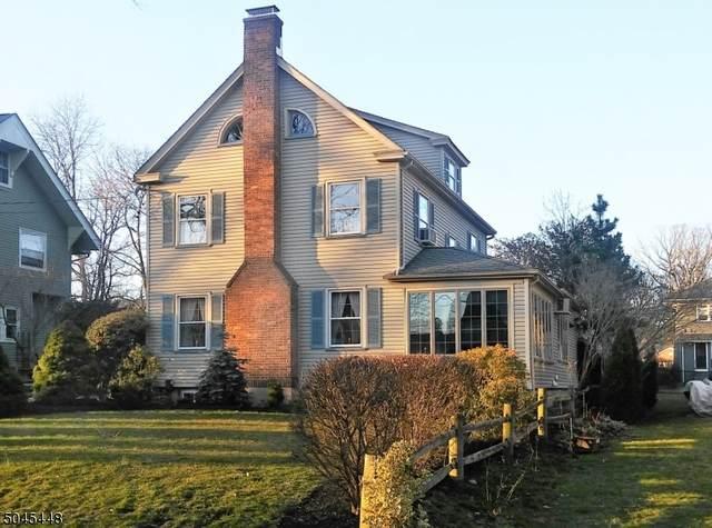 6 Stewart Ave, Nutley Twp., NJ 07110 (MLS #3689962) :: Weichert Realtors
