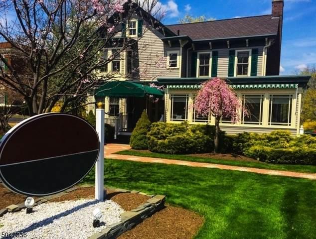 259 Main St, Chester Boro, NJ 07930 (MLS #3691356) :: William Raveis Baer & McIntosh