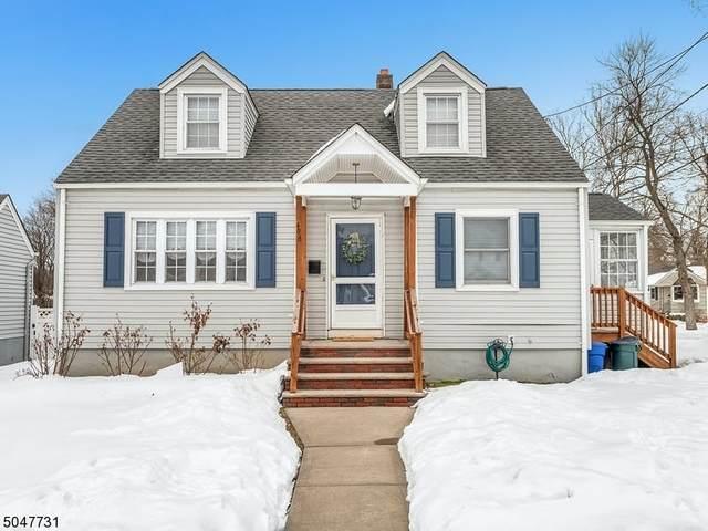 496 Eagle Rock Ave, Roseland Boro, NJ 07068 (MLS #3691752) :: SR Real Estate Group
