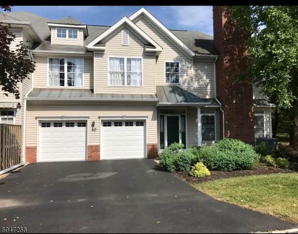10 Chamberlin Way, Bridgewater Twp., NJ 08836 (MLS #3692034) :: Team Francesco/Christie's International Real Estate