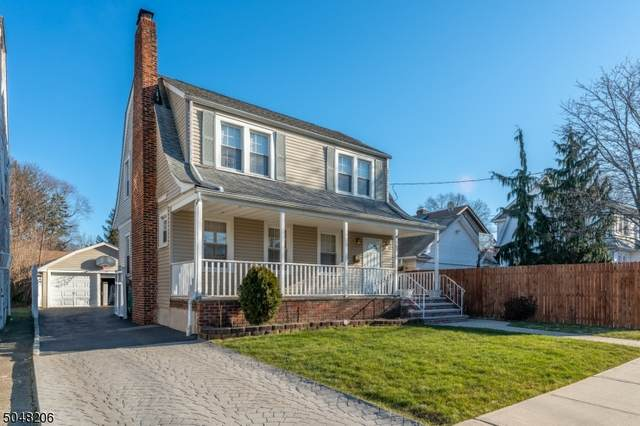 305 Verona Ave, Elizabeth City, NJ 07208 (MLS #3692120) :: William Raveis Baer & McIntosh