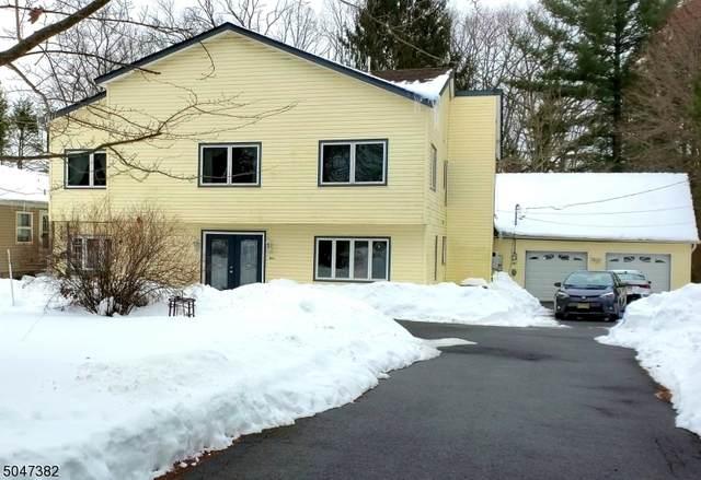 61 Ridge Rd, Jefferson Twp., NJ 07438 (MLS #3692717) :: Coldwell Banker Residential Brokerage