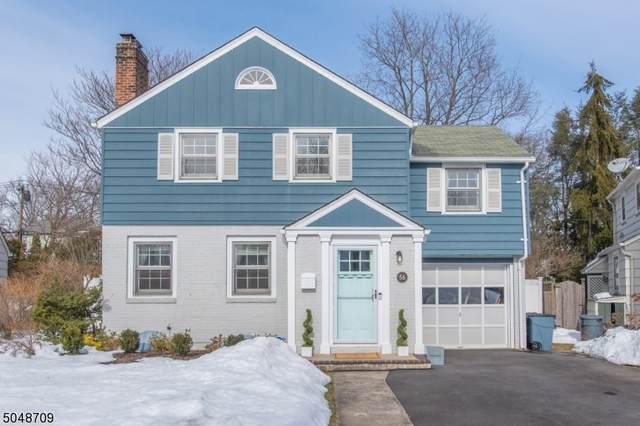 56 Sommer Ave, Glen Ridge Boro Twp., NJ 07028 (MLS #3692820) :: Coldwell Banker Residential Brokerage