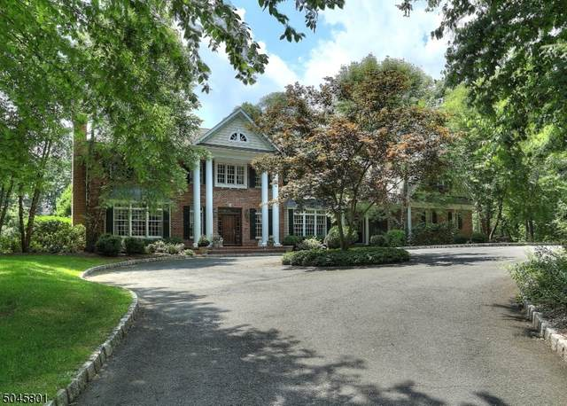 9 Timber Ridge Rd, Mendham Twp., NJ 07931 (MLS #3693377) :: SR Real Estate Group