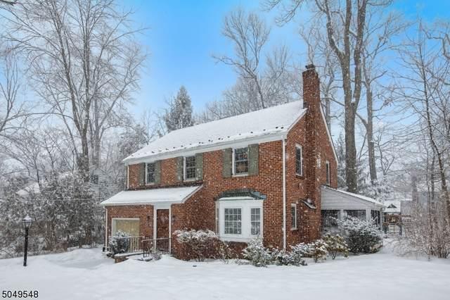 170 Canoe Brook Pkwy, Summit City, NJ 07901 (MLS #3693486) :: Coldwell Banker Residential Brokerage