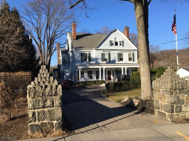 25 Ogden Pl, Morristown Town, NJ 07960 (MLS #3693517) :: RE/MAX Platinum