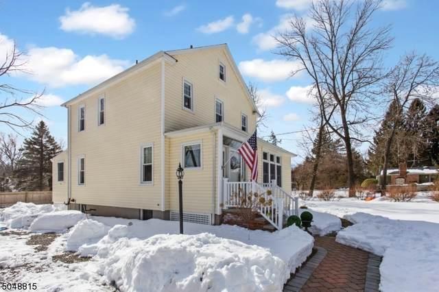 71 Woodland Rd, Mendham Twp., NJ 07945 (MLS #3693548) :: RE/MAX Select