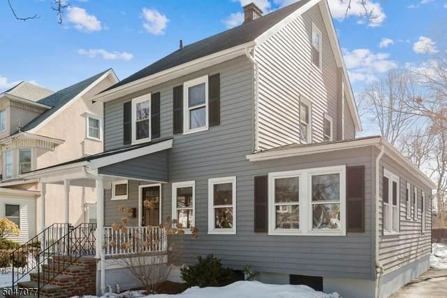 166 Tichenor Ave, South Orange Village Twp., NJ 07079 (MLS #3694647) :: Pina Nazario