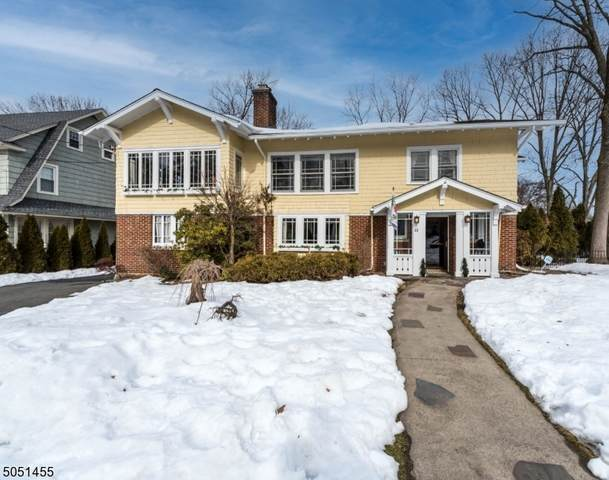 33 Girard Pl, Maplewood Twp., NJ 07040 (MLS #3694900) :: Coldwell Banker Residential Brokerage