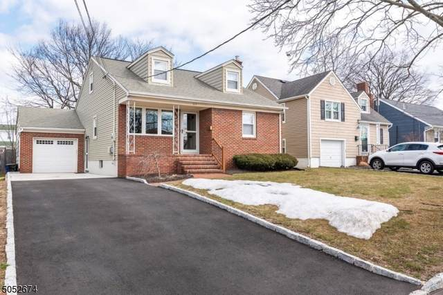 117 Bender Ave, Roselle Park Boro, NJ 07204 (MLS #3695894) :: The Sikora Group