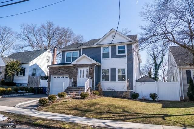 635 Golf Ter, Union Twp., NJ 07083 (MLS #3696282) :: The Dekanski Home Selling Team