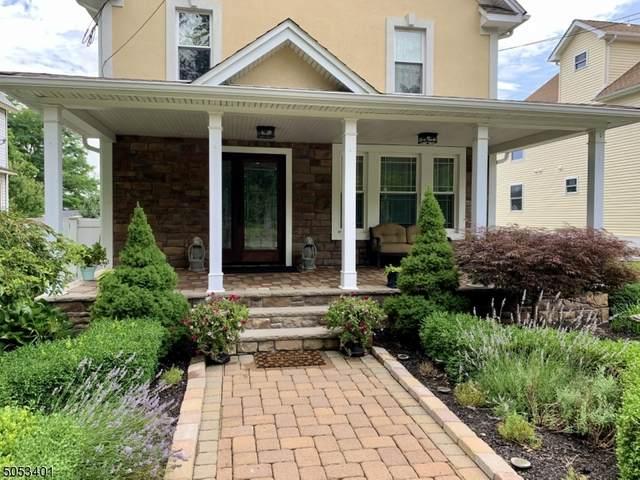 14 Wantage Ave, Branchville Boro, NJ 07826 (MLS #3696513) :: Corcoran Baer & McIntosh
