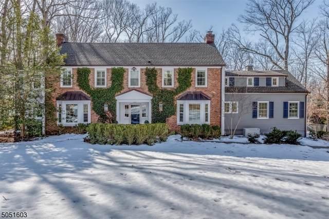 84 Winchip Rd, Berkeley Heights Twp., NJ 07901 (MLS #3696568) :: The Dekanski Home Selling Team