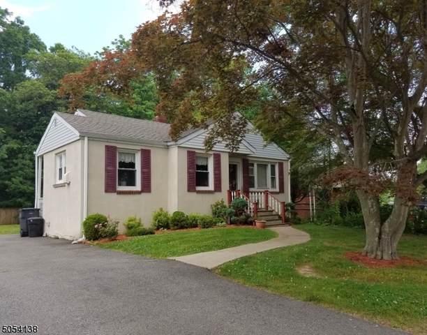 12 Pine Blvd, Hanover Twp., NJ 07927 (MLS #3697117) :: RE/MAX Select
