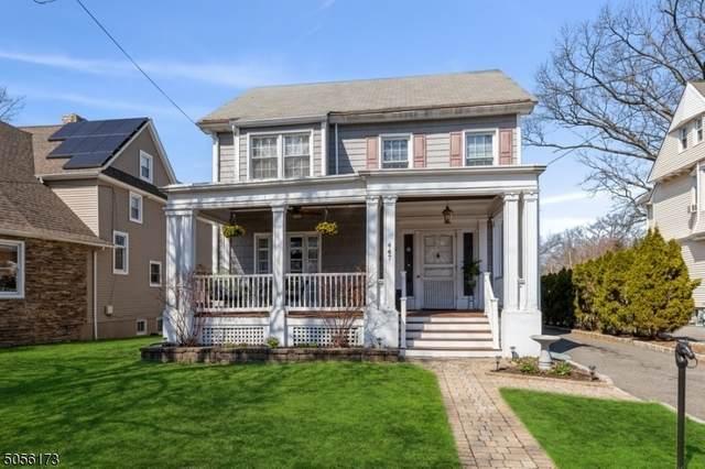 447 Prospect Street, Nutley Twp., NJ 07110 (#3698894) :: Jason Freeby Group at Keller Williams Real Estate