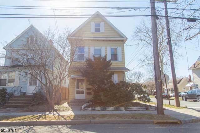 294 W Webster Ave, Roselle Park Boro, NJ 07204 (MLS #3699627) :: The Debbie Woerner Team