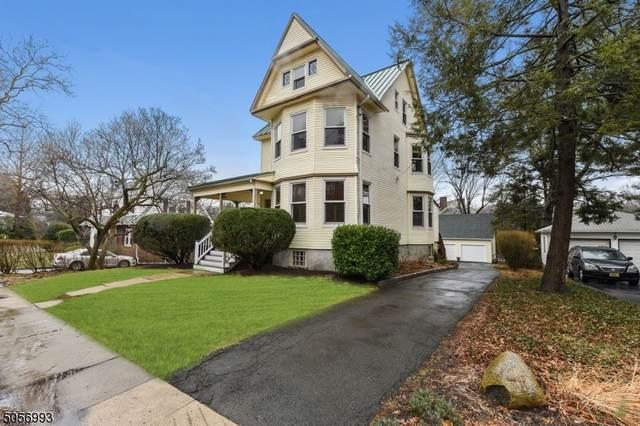 6 Burnett St, Maplewood Twp., NJ 07040 (MLS #3699687) :: The Michele Klug Team   Keller Williams Towne Square Realty