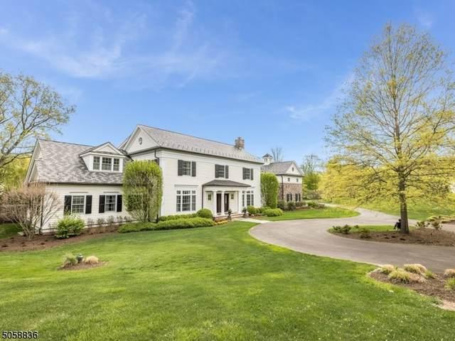 1 Sycamore Farm Road, Harding Twp., NJ 07976 (#3701483) :: NJJoe Group at Keller Williams Park Views Realty