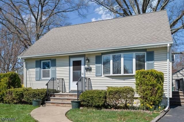 22 Mary Ln, Fanwood Boro, NJ 07023 (MLS #3702113) :: The Dekanski Home Selling Team