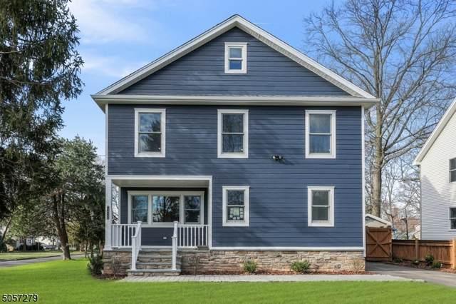 1420 Boulevard, Westfield Town, NJ 07090 (MLS #3702593) :: SR Real Estate Group