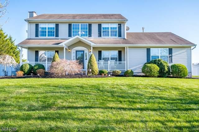 35 Cornelius Way, Franklin Twp., NJ 08873 (MLS #3703191) :: SR Real Estate Group