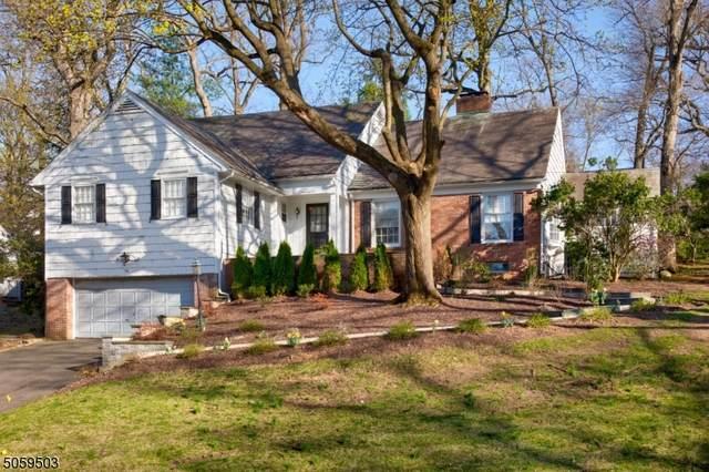 74 Druid Hill Rd, Summit City, NJ 07901 (MLS #3703423) :: The Dekanski Home Selling Team
