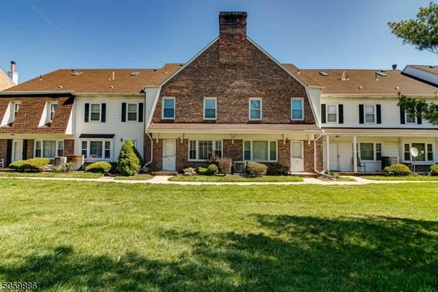 24 Tisbury Vlg., Scotch Plains Twp., NJ 07076 (MLS #3703508) :: Zebaida Group at Keller Williams Realty