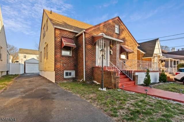 1581 Schley St, Hillside Twp., NJ 07205 (MLS #3703679) :: SR Real Estate Group
