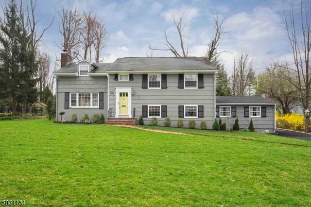 28 Spring Ridge Dr, Berkeley Heights Twp., NJ 07922 (MLS #3703726) :: The Dekanski Home Selling Team