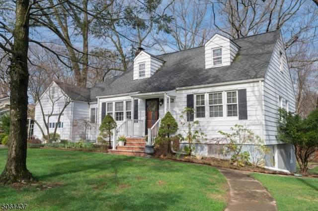 172 Fox Hill Rd, Parsippany-Troy Hills Twp., NJ 07834 (MLS #3704169) :: Pina Nazario