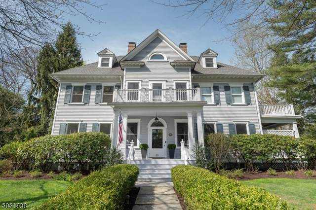 31 Tulip St, Summit City, NJ 07901 (MLS #3704470) :: SR Real Estate Group