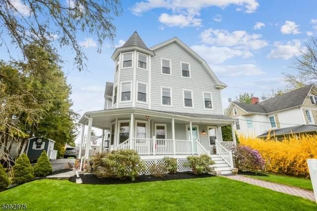 3 Dewey Ave, Peapack Gladstone Boro, NJ 07934 (MLS #3704627) :: Corcoran Baer & McIntosh