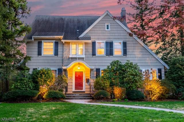41 Cambridge Rd, Montclair Twp., NJ 07042 (MLS #3704814) :: Zebaida Group at Keller Williams Realty