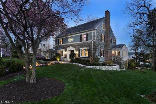 112 Wyoming Ave, Maplewood Twp., NJ 07040 (MLS #3704932) :: Corcoran Baer & McIntosh
