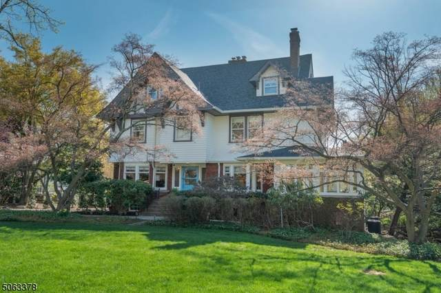 191 S Mountain Ave, Montclair Twp., NJ 07042 (MLS #3705274) :: Zebaida Group at Keller Williams Realty