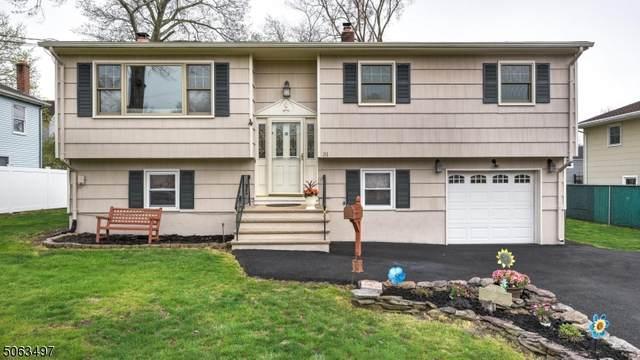 31 Oak Ridge Rd, Parsippany-Troy Hills Twp., NJ 07054 (MLS #3705518) :: SR Real Estate Group