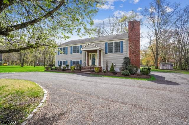 142 Sand Spring Rd, Harding Twp., NJ 07960 (MLS #3705654) :: The Debbie Woerner Team