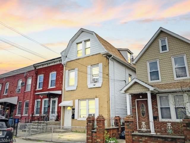 676 Chestnut St, Kearny Town, NJ 07032 (MLS #3706182) :: REMAX Platinum
