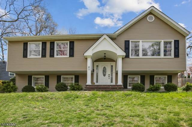 51 Ralph Pl, Morristown Town, NJ 07960 (MLS #3706221) :: RE/MAX Select