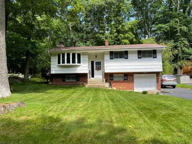 62 Sherwood Forest Dr, Byram Twp., NJ 07821 (MLS #3706531) :: Corcoran Baer & McIntosh