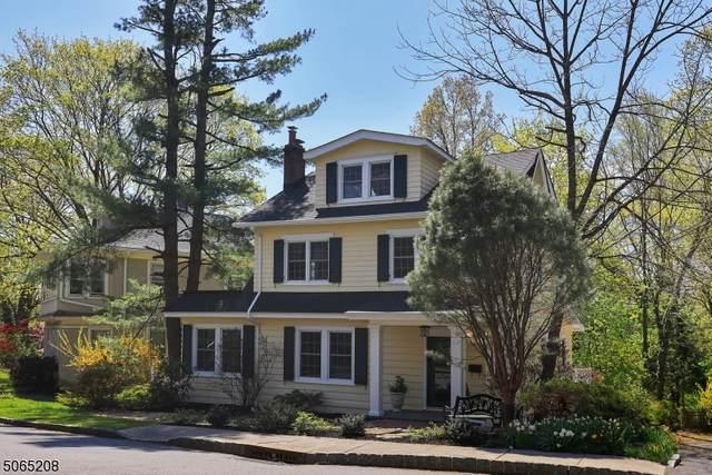 98 Hobart Avenue, Millburn Twp., NJ 07078 (MLS #3706670) :: The Sue Adler Team